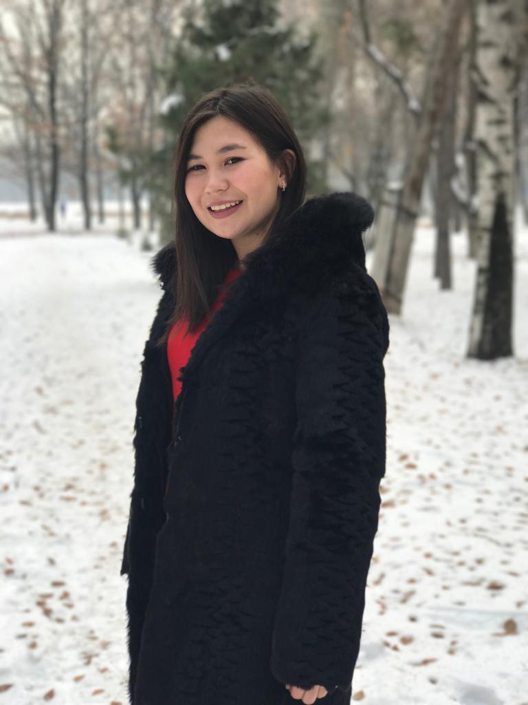 Айдана Желдібаева - на tech.bugin.kz