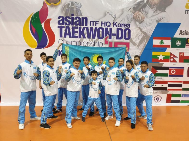 Азия чемпионатынан 14 алтын бұйырды - на sport.bugin.kz