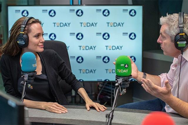 Angelina Jolie президент сайлауына қатыспақ - на politic.bugin.kz