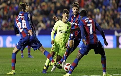 Испания кубогы. «Барселона» жеңіліп қалды  - на sport.bugin.kz