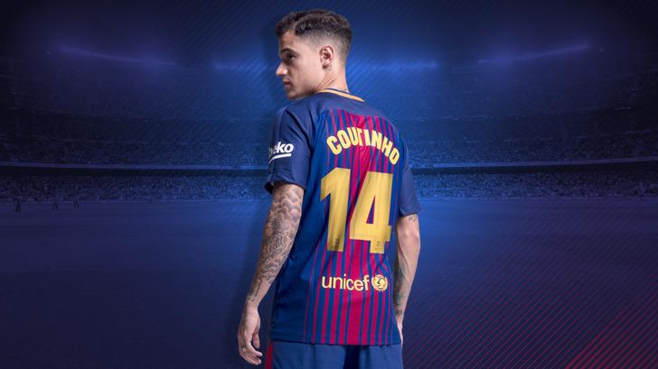 Коутиньо «Барселона»дан кетуі мүмкін - на sport.bugin.kz