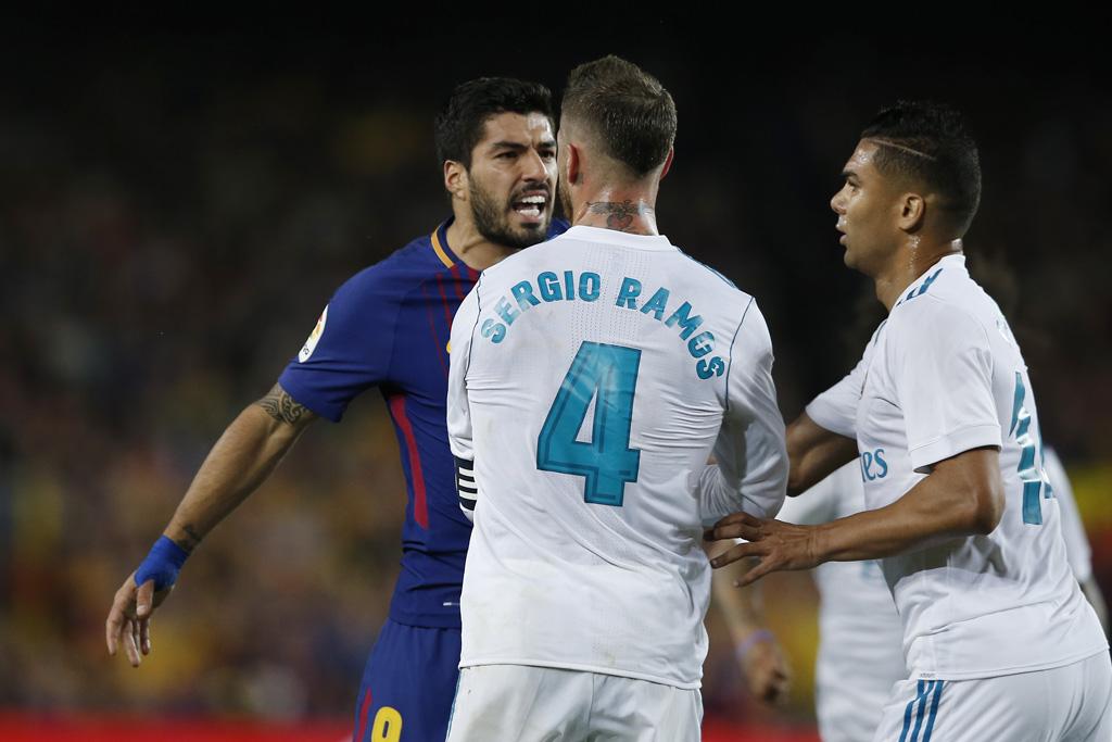 «Реал» — «Барселона»  Эль-Классико - на sport.bugin.kz