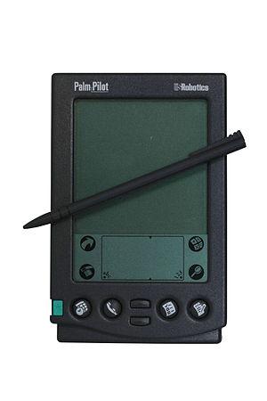 Palm Pilot  қалта компьютері - на tech.bugin.kz