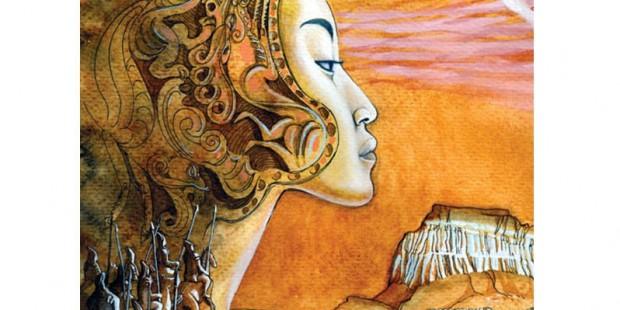 Сақ ханшайымы - Зарина - на woman.bugin.kz