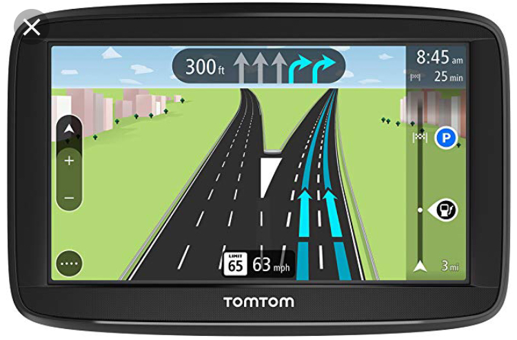 Tom Tom -GPS навигаторы - на tech.bugin.kz