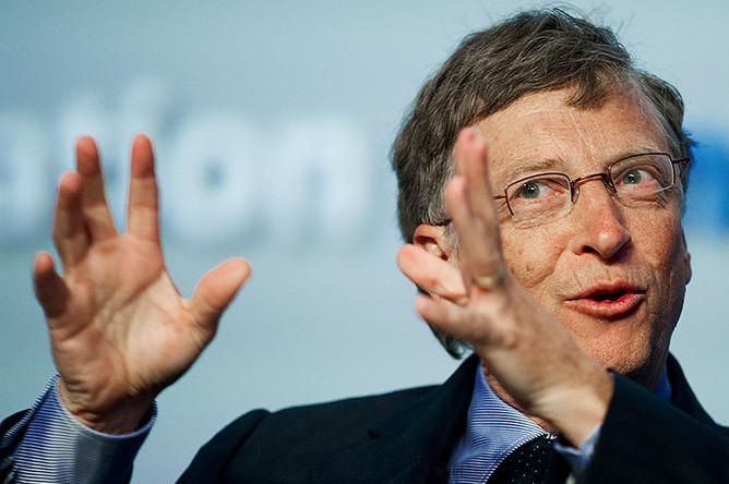 Әйгілі миллиардер Билл Гейтстің ережелері - на finance.bugin.kz
