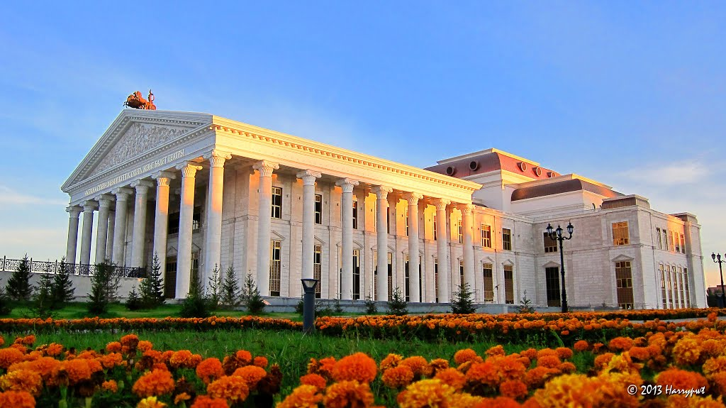 Орталық Азиядағы ең үлкен театр Қазақстанда орналасқанын білесіз бе? - на weekend.bugin.kz