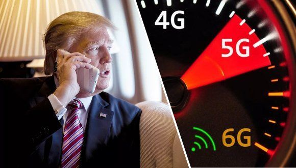 АҚШ 6G технологиясын әлем елдерінен бұрын енгізбекші - на tech.bugin.kz