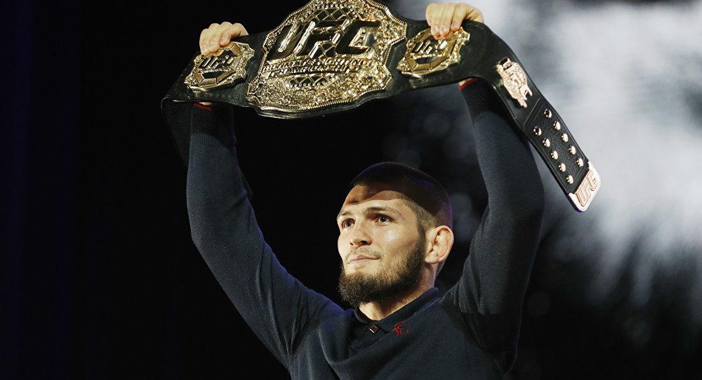UFC басшысы Уайт: «Хабиб октагонға қыркүйекте оралады» - на sport.bugin.kz