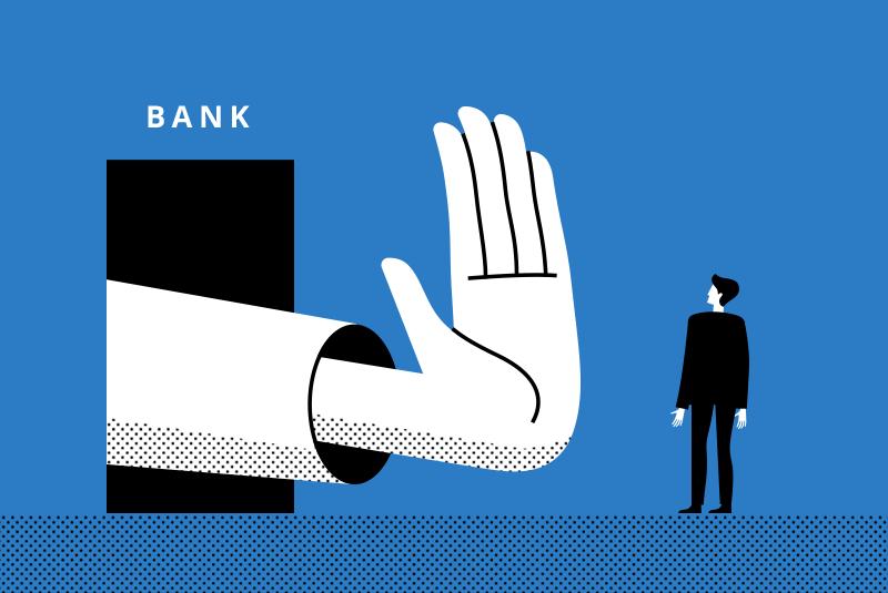 Қандай жағдайда банк несие бермейді? - на finance.bugin.kz