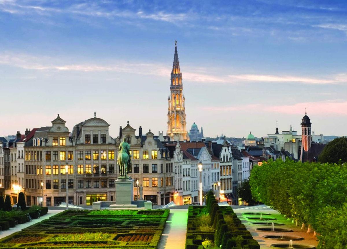 Бізге беймәлім Бельгия - на travel.bugin.kz