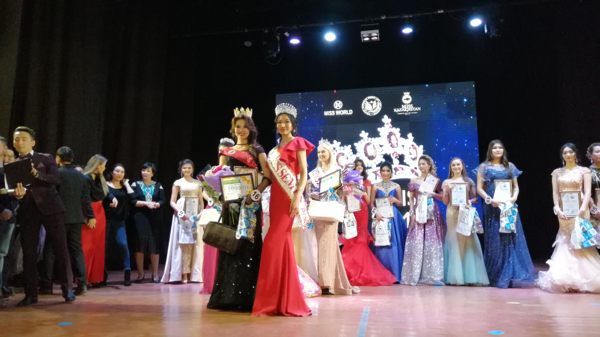 «Miss Semey 2019» байқауының жеңімпазы анықталды - на weekend.bugin.kz