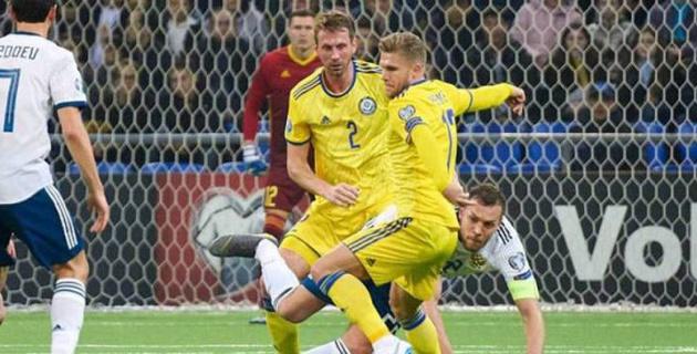 Еуро-2020 іріктеу ойындарынан кейін Қазақстан құрамасы ФИФА рейтингінде жоғарылады - на sport.bugin.kz