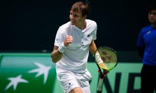 Қазақстан теннисшісі ATP «Челленджер» турнирін жеңіп алды - на sport.bugin.kz