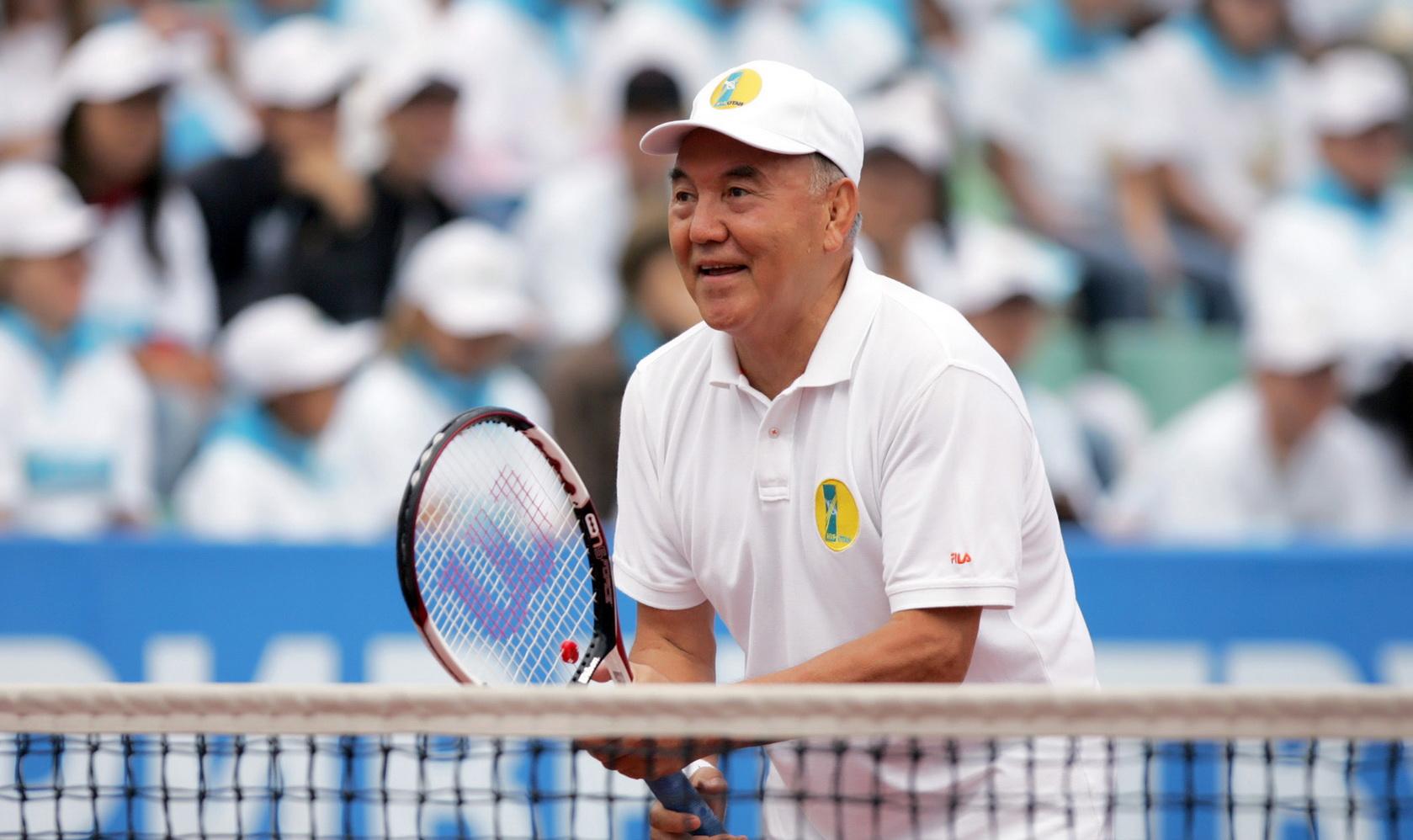 Теннис, гольф және Назарбаев қызығатын өзге бес спорт түрі - на sport.bugin.kz