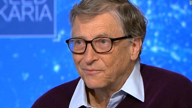 Билл Гейтстің байлығы өсіп келеді  - на finance.bugin.kz