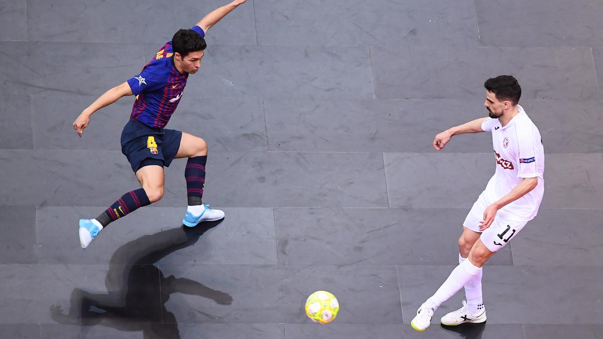 «Қайрат» «Барселонаны» ойсырата ұтты - на sport.bugin.kz