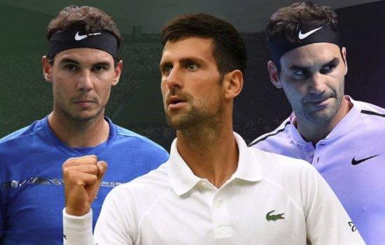 Надаль: Федерер, Джокович және мен ерекше нәрсе жасадық - на sport.bugin.kz