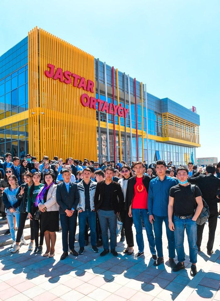 Қызылордада жаңадан жастар орталығы ашылды - на weekend.bugin.kz