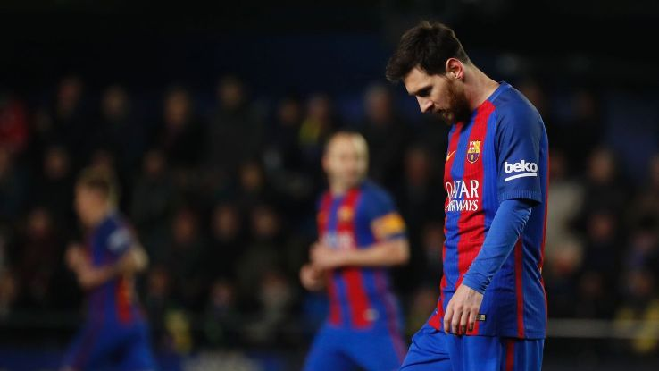 Месси – адам, «Барселона» ойыншылары – робот емес - на sport.bugin.kz