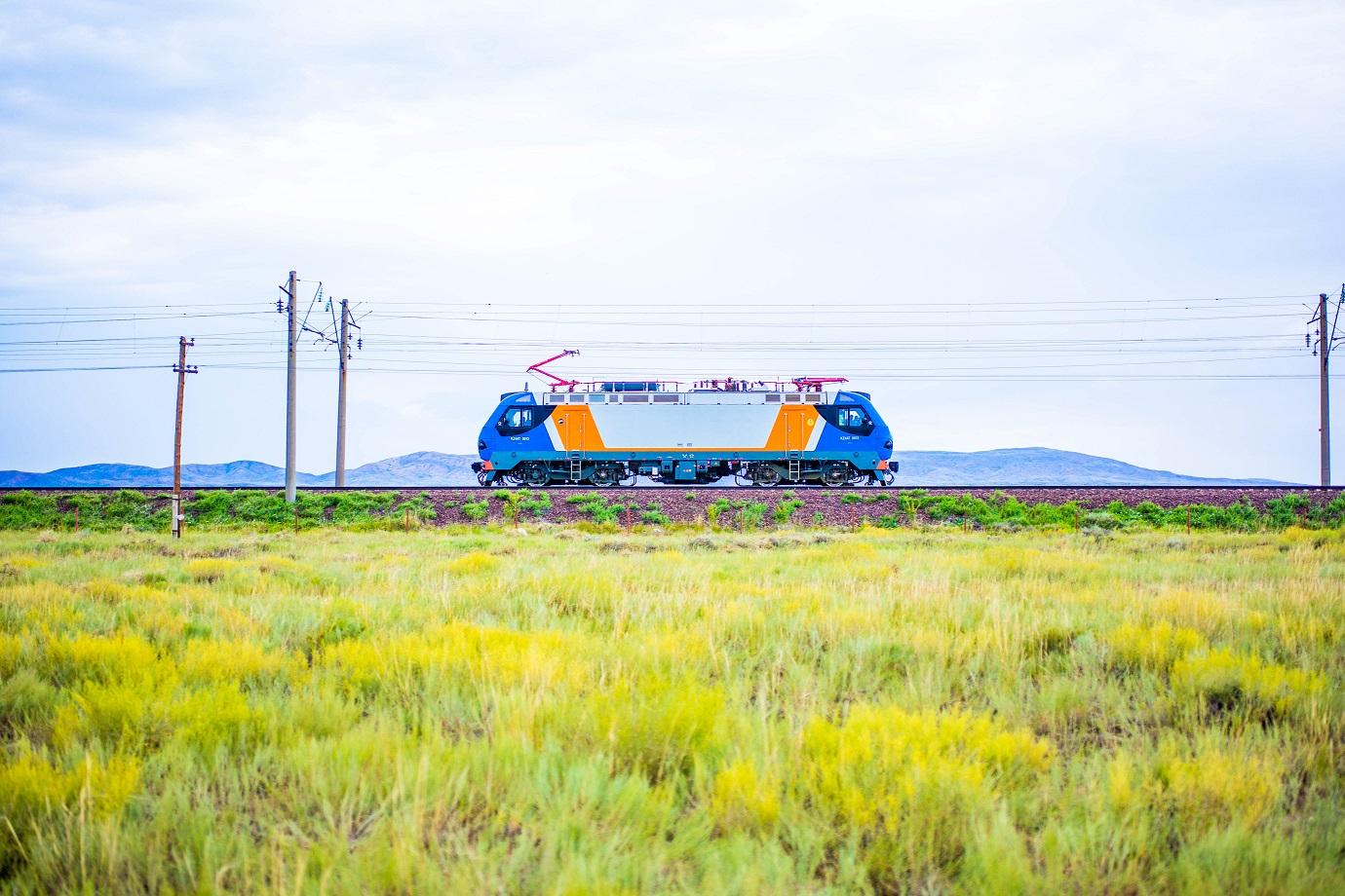Alstom компаниясы Қазақстанда жолаушылар локомотивтерін өндіруді бастады - на tech.bugin.kz