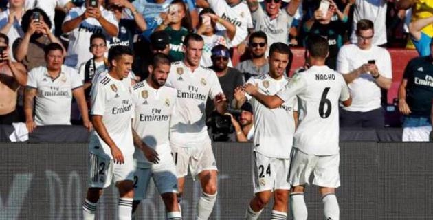 «Реал» футболшыларды сатудан 300 миллион кіріс көрмек - на sport.bugin.kz