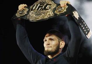 Хабиб Нурмагомедов UFC тарихындағы ең қымбат спортшыға айналды - на sport.bugin.kz