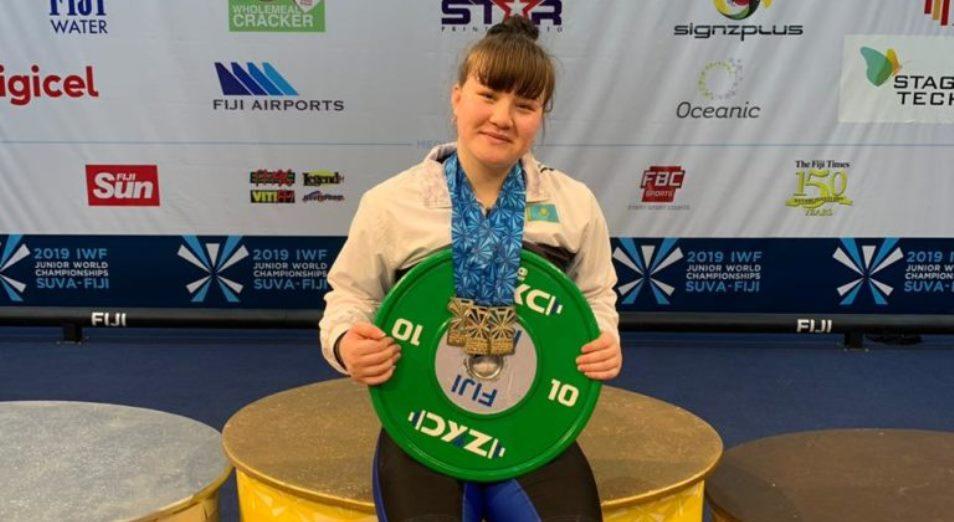 Карина Құзғанбаева чемпион атанды - на sport.bugin.kz