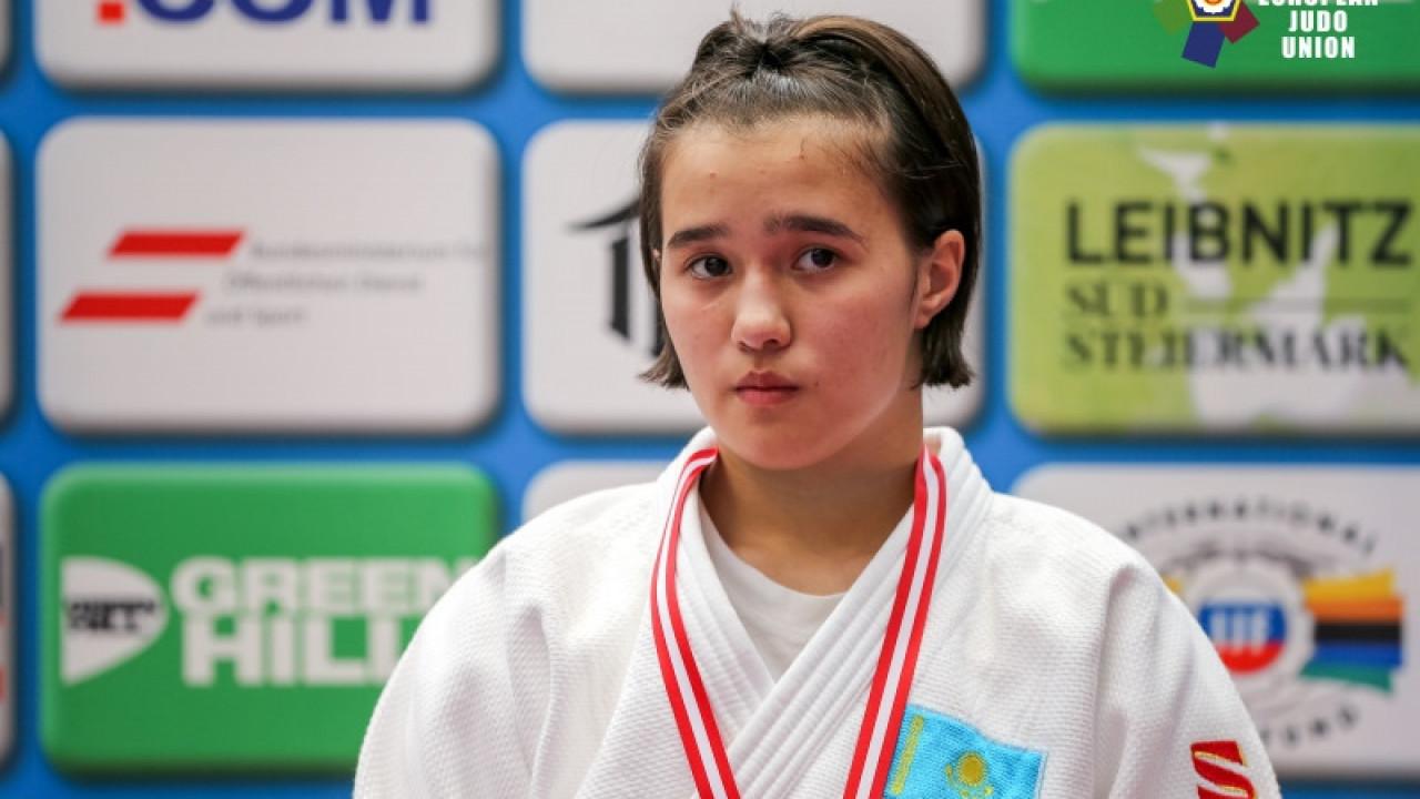 Ғалия Тынбаева алтыннан алқа тағынды - на sport.bugin.kz