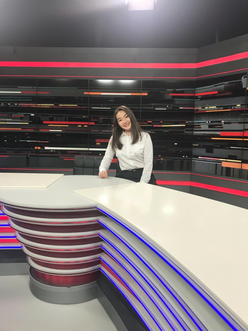 Дина - на sport.bugin.kz