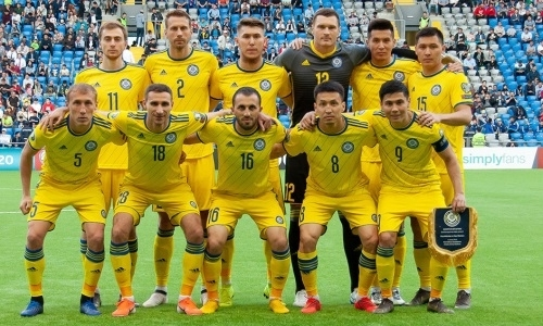 Қазақстан құрамасы ФИФА рейтингінде көтерілді - на sport.bugin.kz