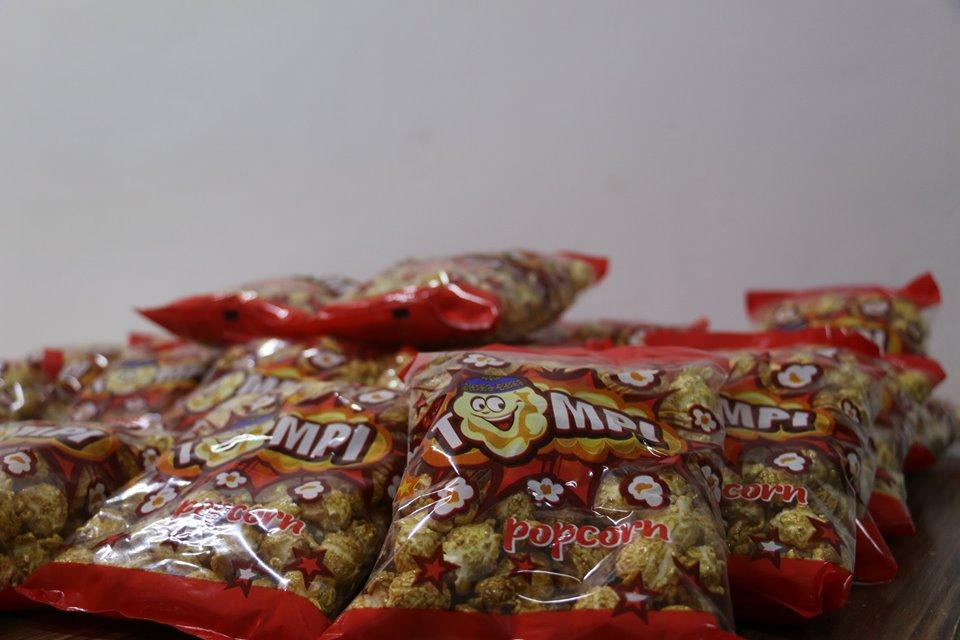 Отандық попкорн Қазалыда өндіріледі - на finance.bugin.kz