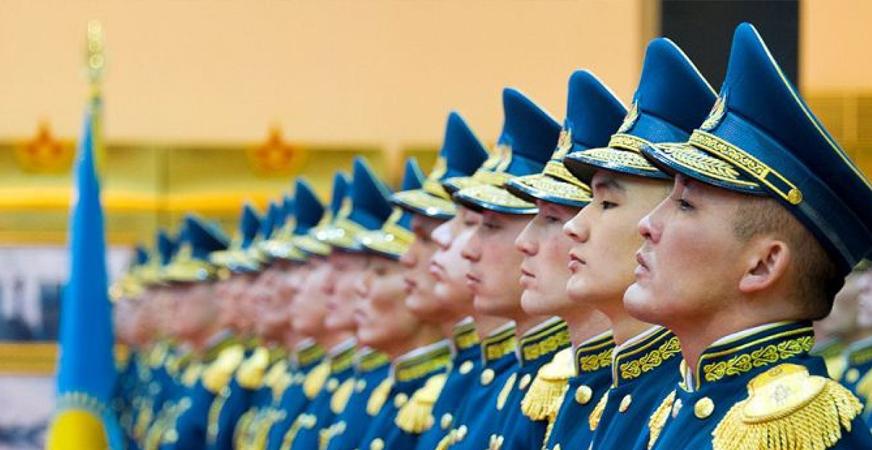 Республикалық әскери-патриоттық бейнероликтер байқауы басталды - на bugin.kz