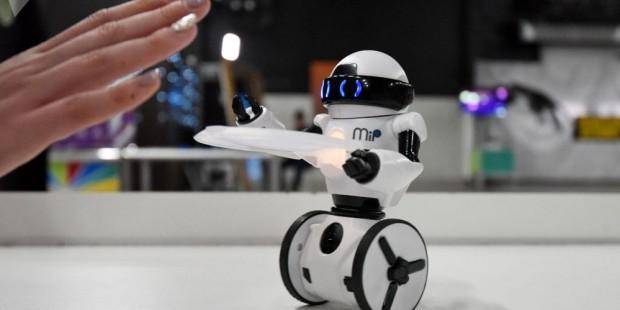 Пекинде робототехниканың дүниежүзілік көрмесі ашылды - на bugin.kz