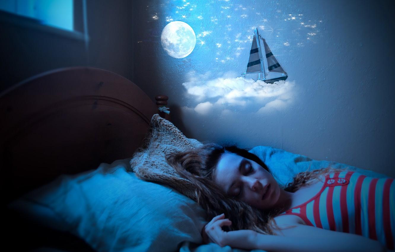 Сны картинки