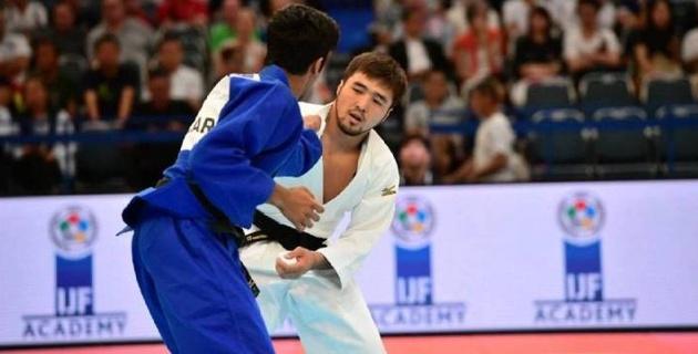 Елдос Сметов әлем чемпионатынан қола жүлде әкелді - на sport.bugin.kz