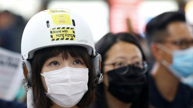 Гонконг халқы Қытайды жеңді - на politic.bugin.kz