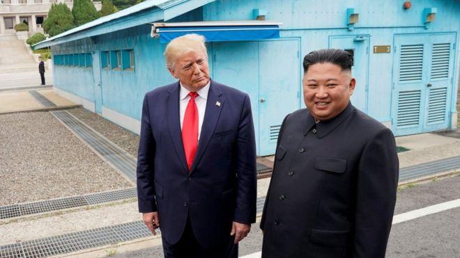 Солтүстік Корея АҚШ-пен ядролық келіссөздерді «тағы бастауға» дайын - на politic.bugin.kz