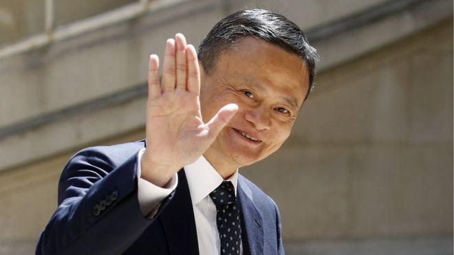 Джек Ма орнын босатты. Alibaba компаниясына не болады? - на politic.bugin.kz