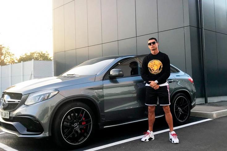 Роналду өзінің қаржылық жағдайы туралы айтты - на sport.bugin.kz