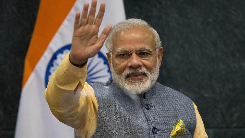 Үндістан премьері Гейсттің қолынан награда алды - на weekend.bugin.kz