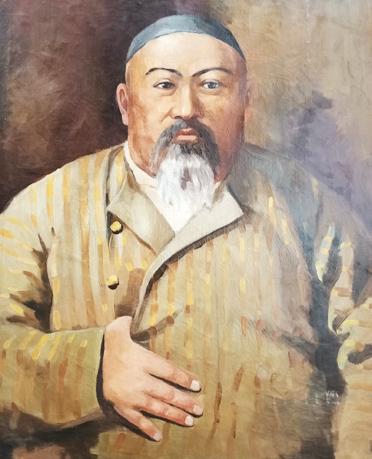 Сыр елінде Абайдың портреті сақталған - на weekend.bugin.kz