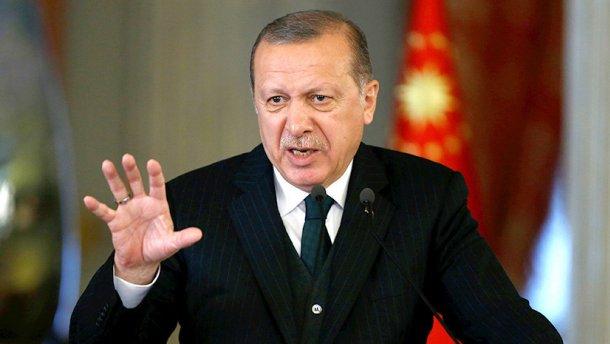 Эрдоған: Сириядағы операция басталды - на politic.bugin.kz