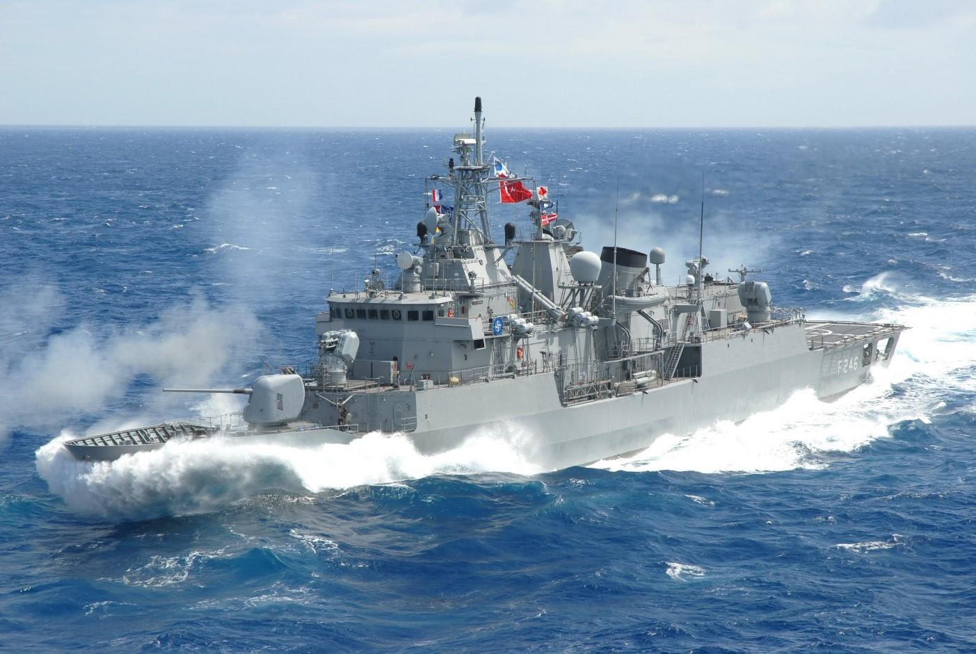Түркияны қамтыған НАТО одақтастары әскери-теңіз жаттығуларын өткізуде - на politic.bugin.kz
