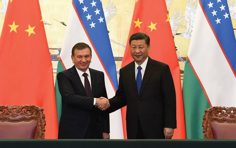 Өзбекстанның Қытайға қарызы көбейіп барады - на politic.bugin.kz