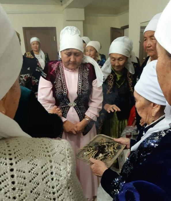 57 жастағы мұғалім алғаш рет күйеуге шықты - на woman.bugin.kz