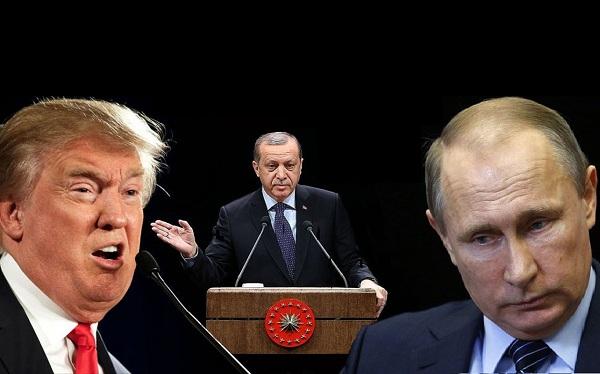 Ердоған Мәскеу мен Вашингтонды Сириядағы келісімді орындамады деп айыптады - на politic.bugin.kz