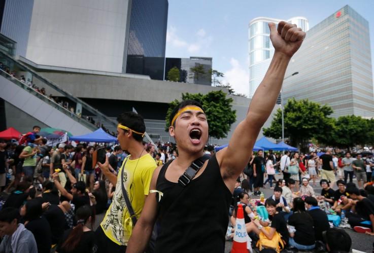 Гонконг тәуелсіздік үшін референдум өткізбек - на politic.bugin.kz