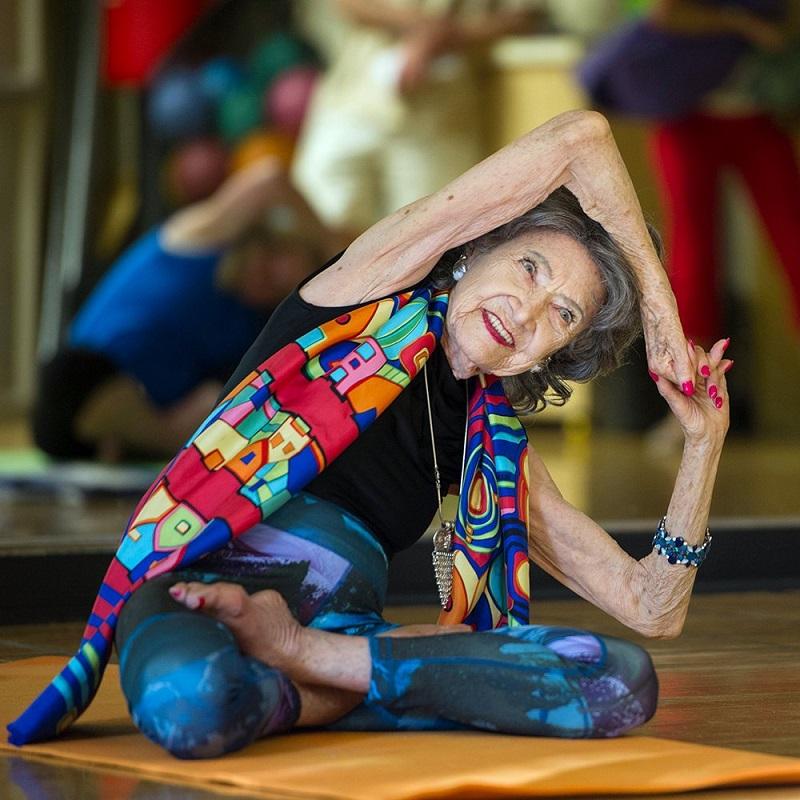 102 жасқа келген биші: Дұрыс өмір сүру ережелерін ұсынамын - на woman.bugin.kz