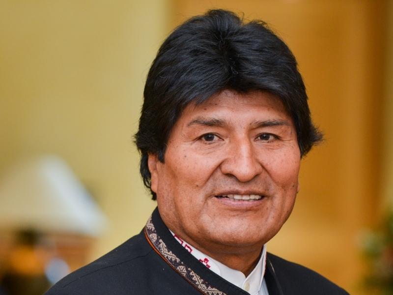 Боливиядағы өтпелі үкімет Моралесті терроризм жасады деп айыптайды - на politic.bugin.kz